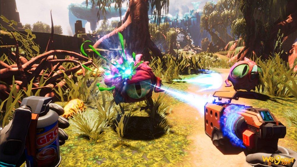 《狂野星球之旅》今日登陆Steam平台