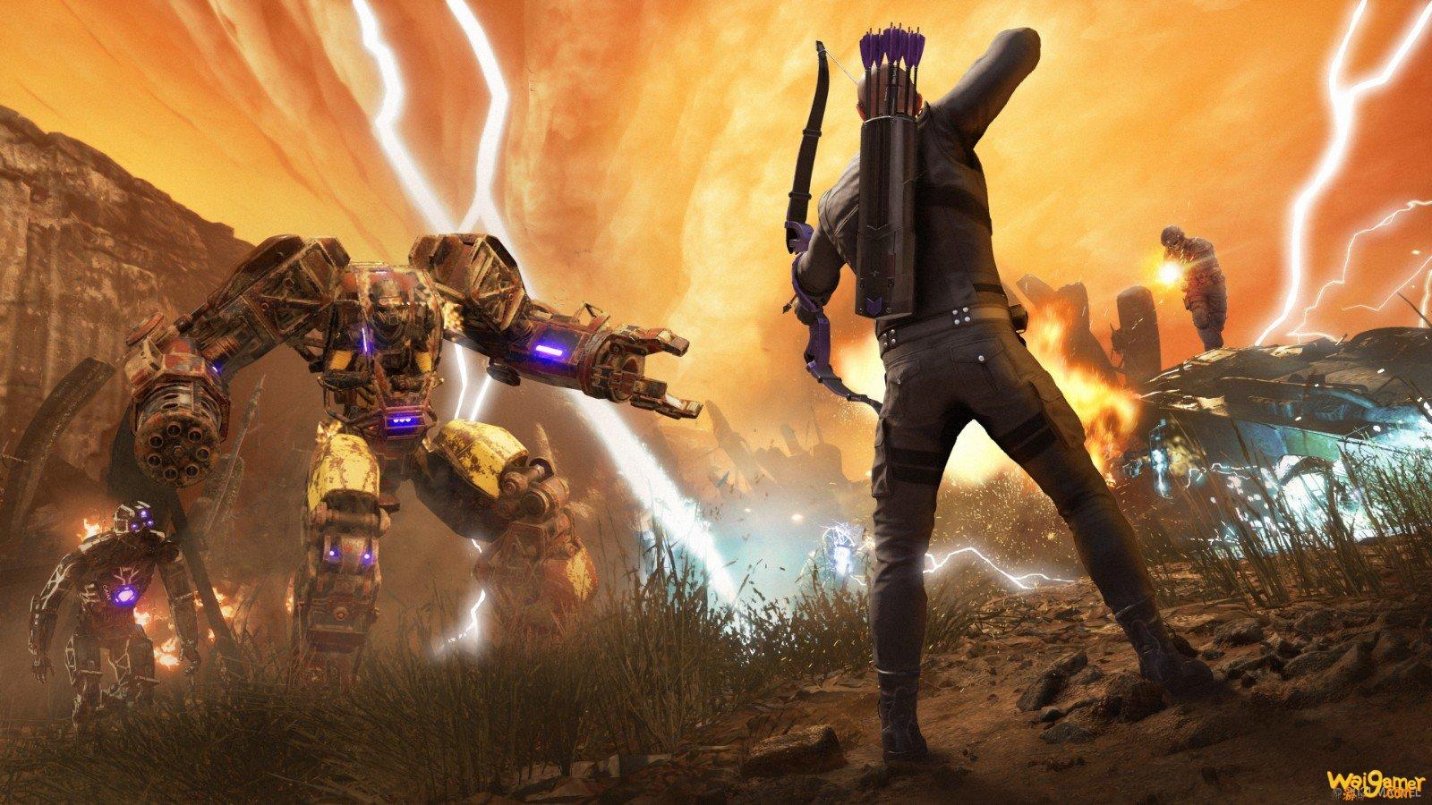 《漫威复仇者联盟》3月18日推出次时代更新及新剧情