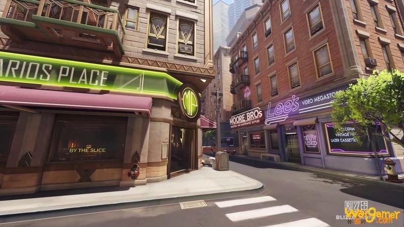 《守望先锋2》新地图罗马、纽约 多位角色新造型公开