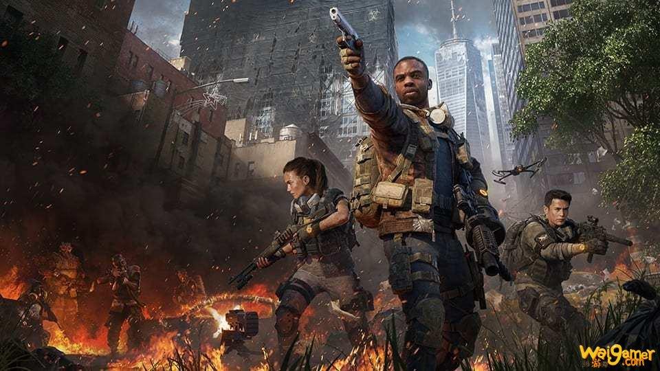 育碧:《全境封锁2》将于2021年加入全新游戏模式