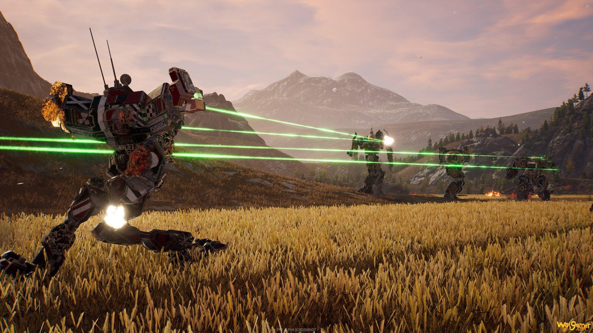 Epic独佔即将结束 《机甲争霸战5:佣兵》已在Steam上架