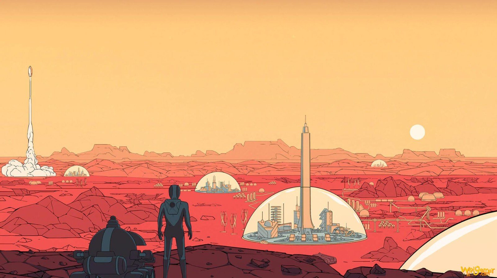 Epic本周喜加一更新 免费领取《火星生存记》