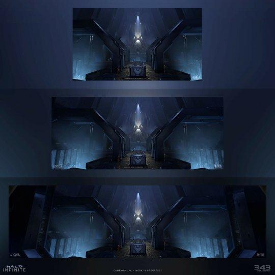 《光环:无限》部分画面选项公布 呈现顶级PC体验