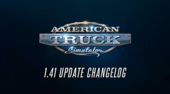 《美国卡车模拟》1.41版本更新 多人联机正式上线
