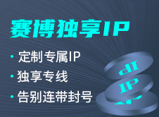 赛博独享ip上线
